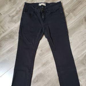 'The Kim' Black Jean